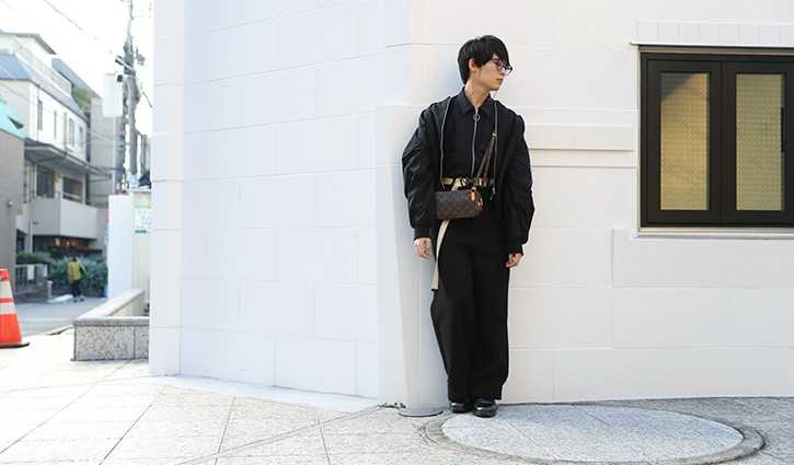 stylehunt,スタイルハント,street style,street snap,ストリートスナップ,fashion snap,ファッションスナップ,japan,men,tokyo,ETHOSENS,ITADAKI,LOUIS VUITTON,CHROME HEARTS,CHANEL